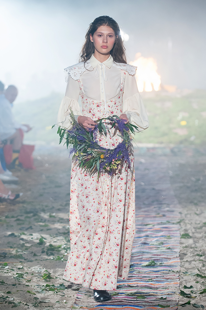 JARDIN EXOTIQUE SS19 Ukrainian Fashion Week
