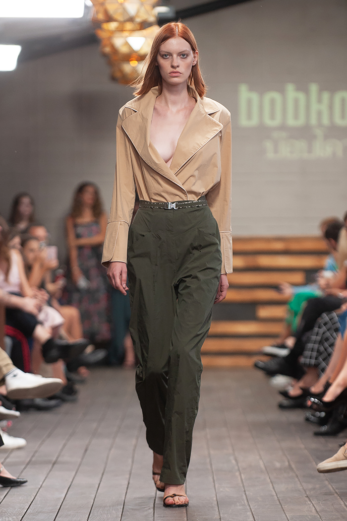 BOBKOVA. SS19 Ukrainian Fashion Week