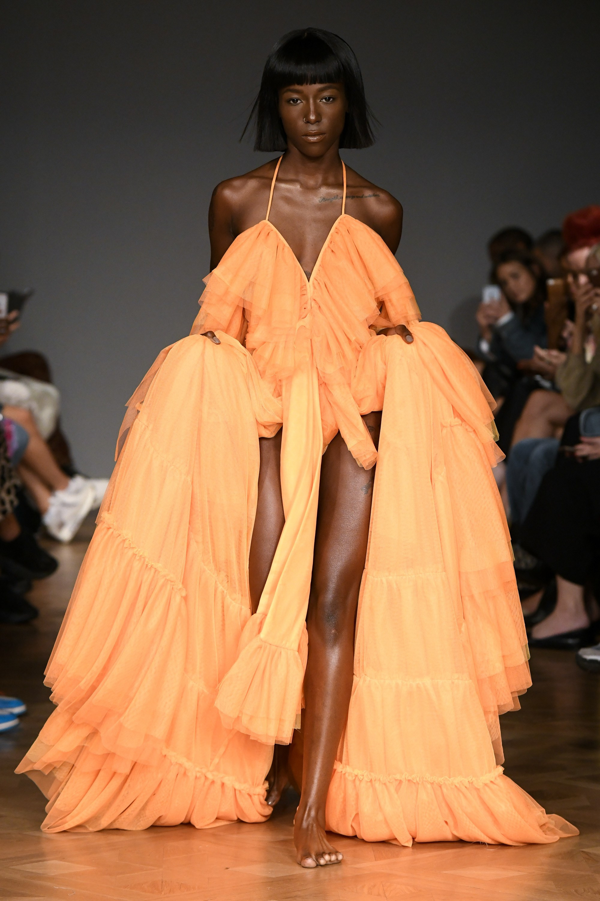 Selam Fessahaye Ready-to-Wear SS 2019