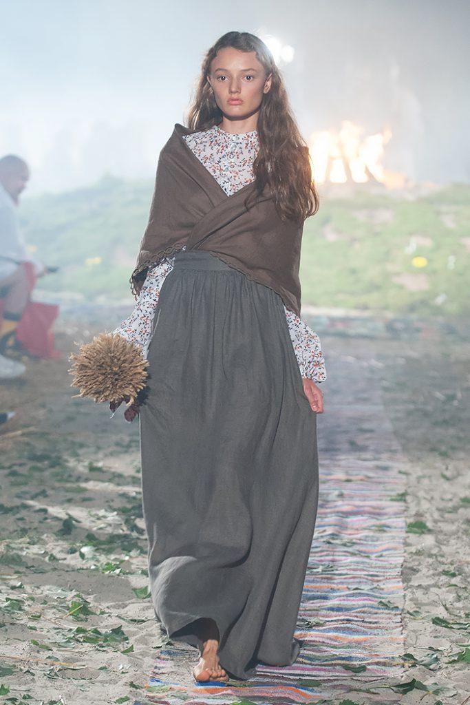 JARDIN EXOTIQUE SS19 Ukrainian Fashion Week
