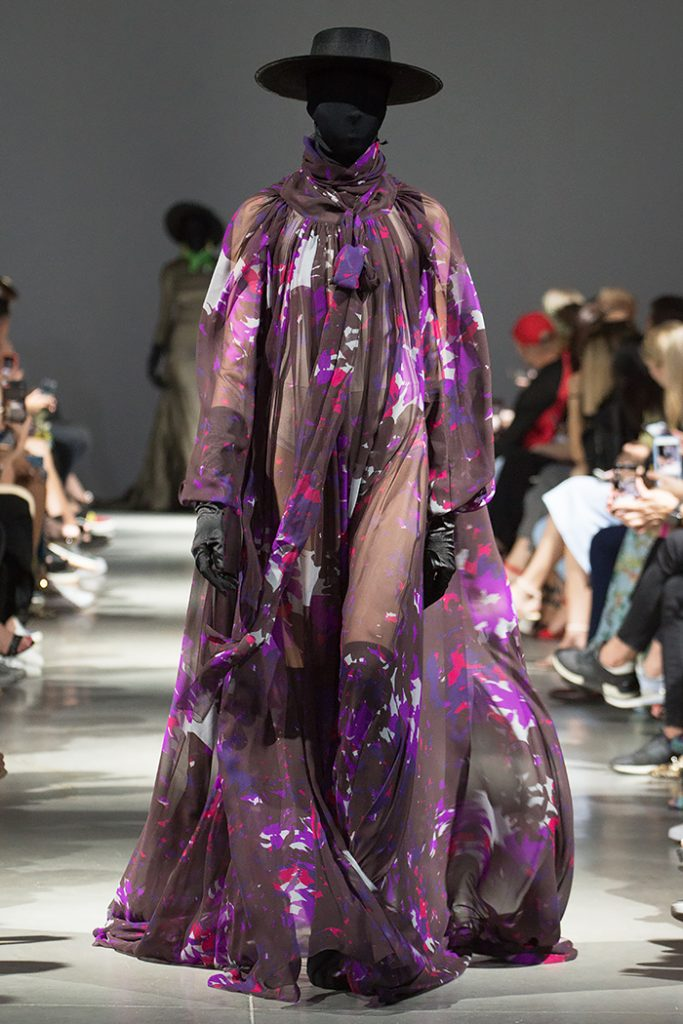 GUDU SS19 Ukrainian Fashion Week