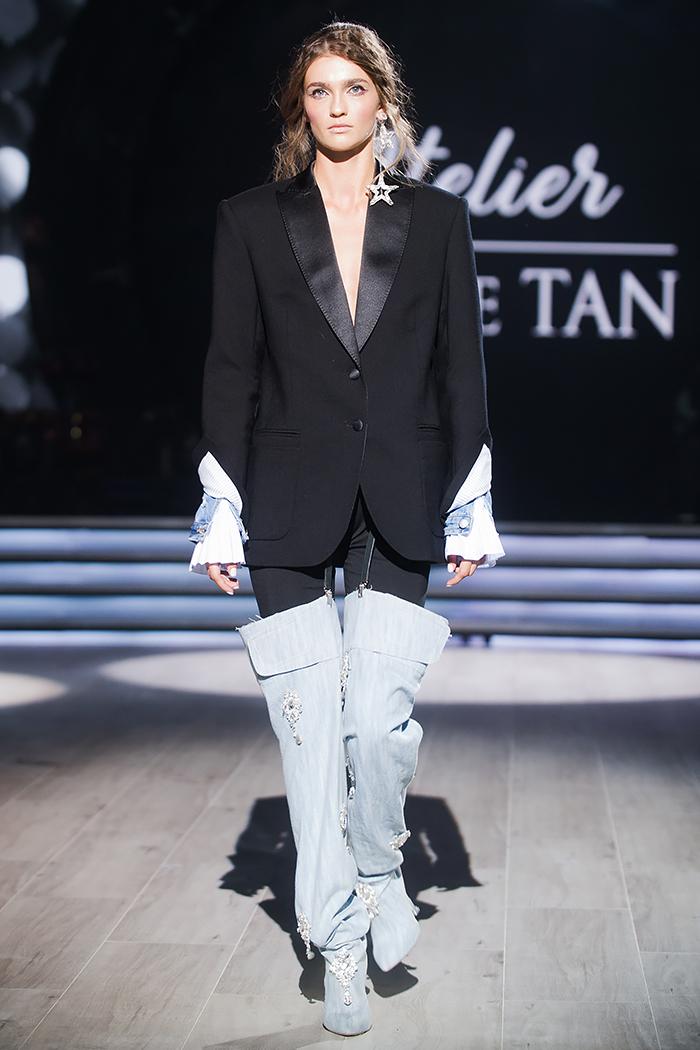 ANDRE TAN SS19 Ukrainian Fashion Week