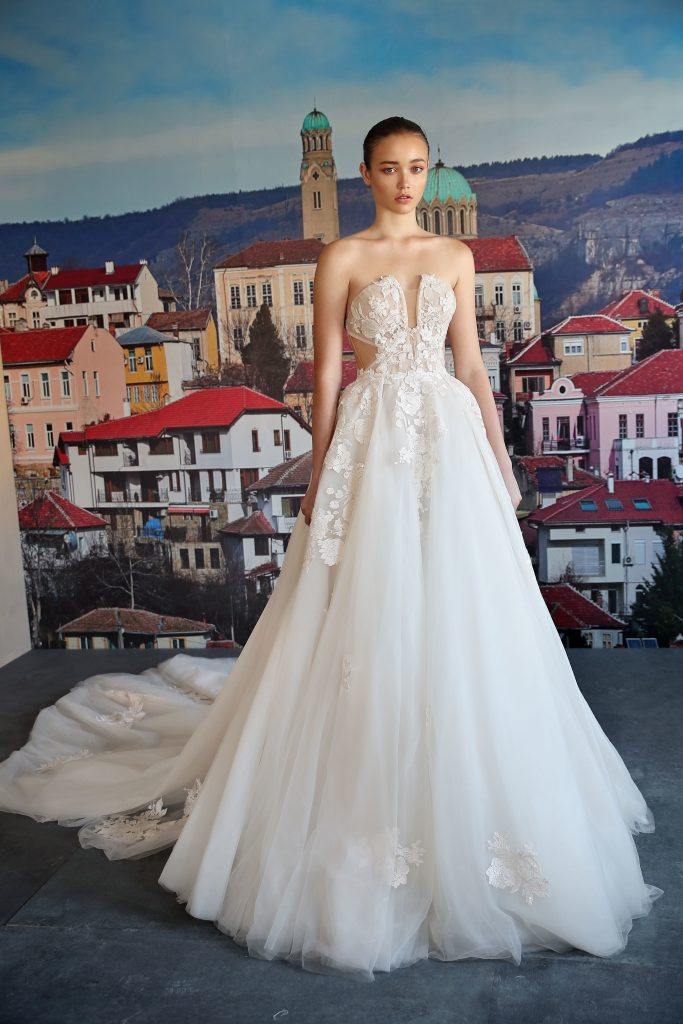 Galia Lahav Bridal Fall 2019