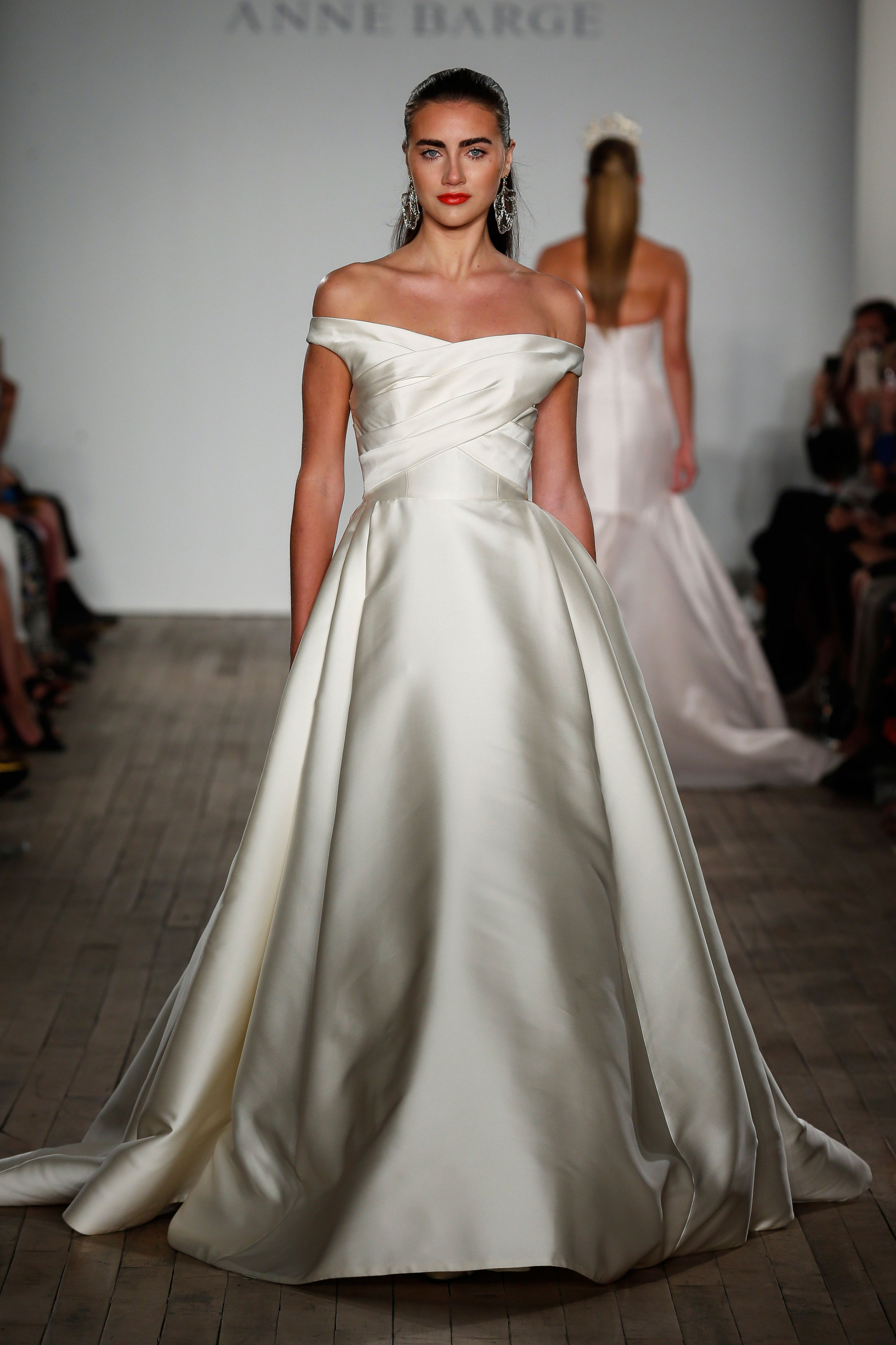 Anne Barge Bridal Fall 2019