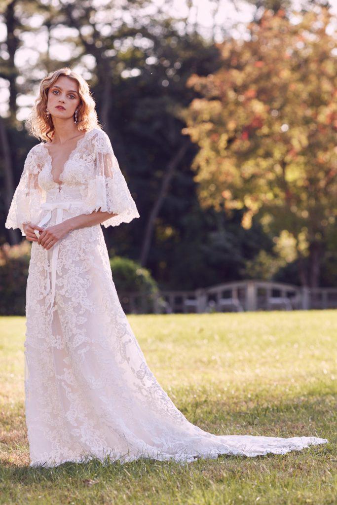 Marchesa Bridal Fall 2019