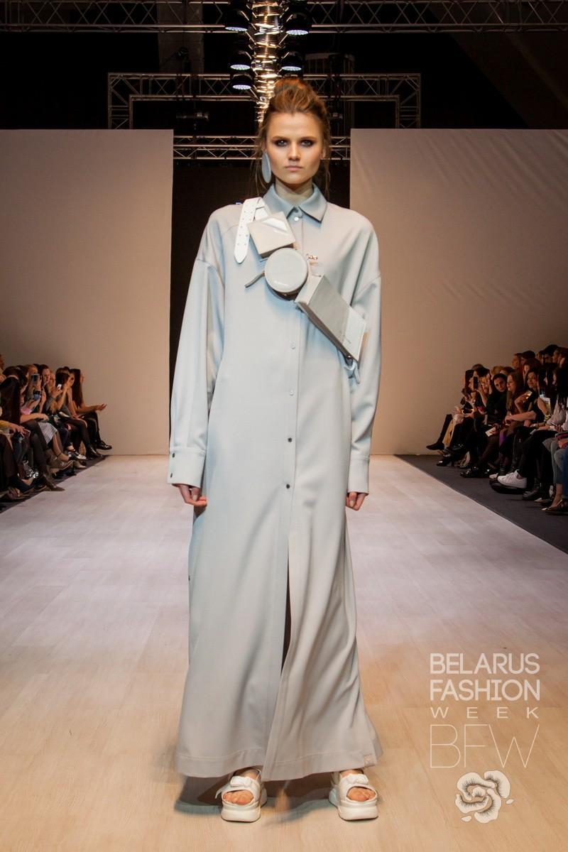 Vita Gordievska Belarus Fashion Week SS 19