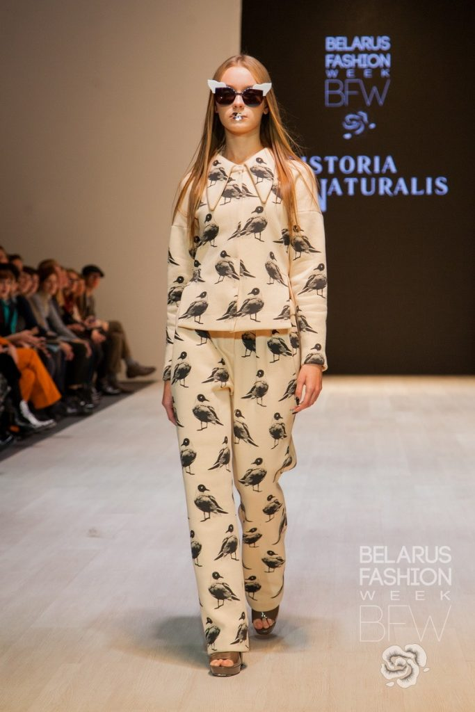 HISTORIA NATURALIS SS 19 Belarus Fashion Week