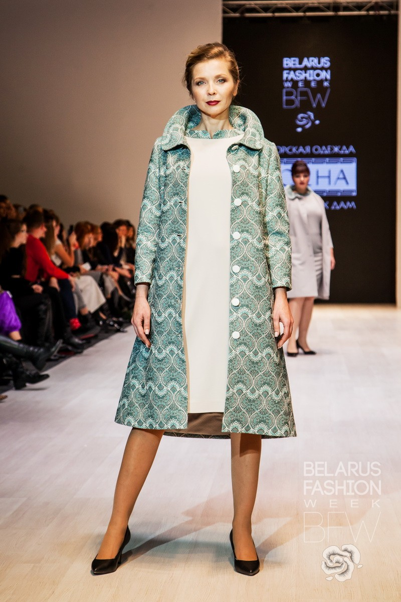 VOLHA Belarus Fashion Week SS 19