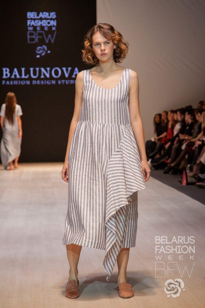 Balunova SS 19 Belarus Fashion Week