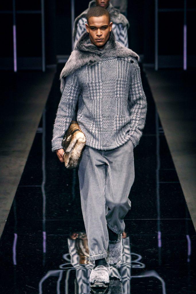 Emporio Armani Fall 2019 Menswear