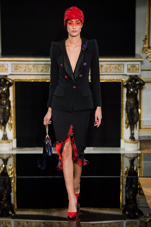 Armani Privé Spring 2019 Couture