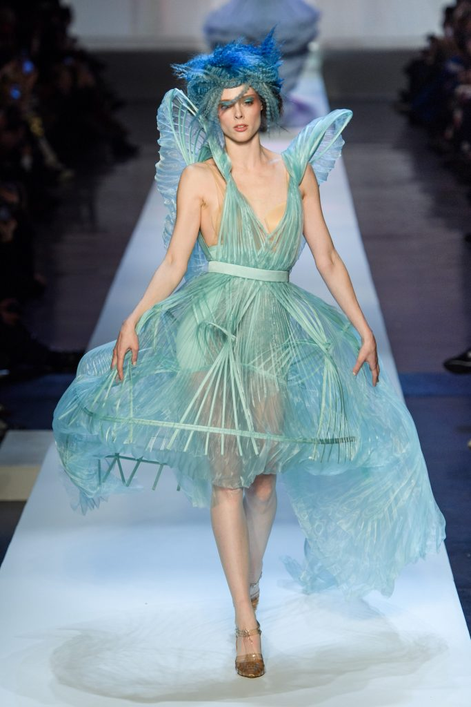 Jean Paul Gaultier Spring 2019 Couture