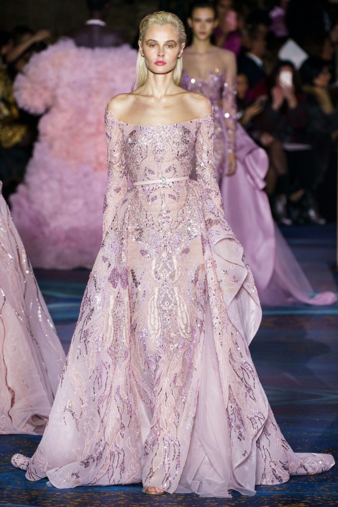 Zuhair Murad Spring 2019 Couture
