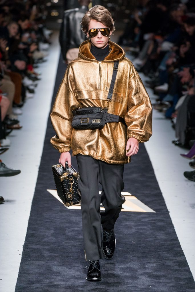 Fendi Fall 2019 Menswear