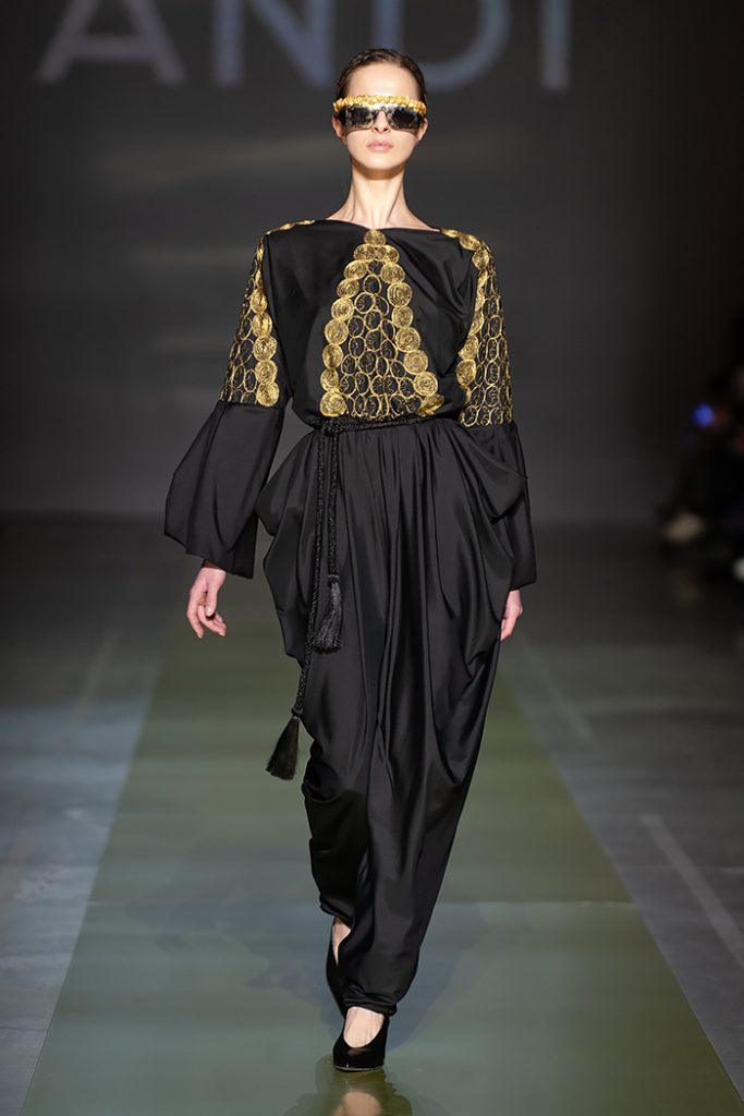 ANDI FW 19-20 Ukrainian Fashion Week