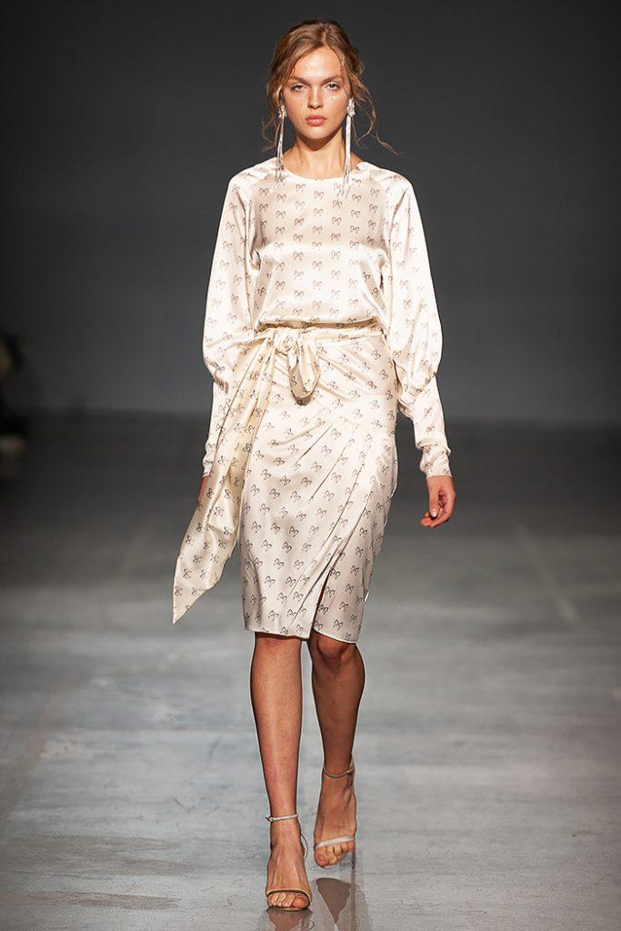 CHUPRINA FW 19-20 Ukrainian Fashion Week