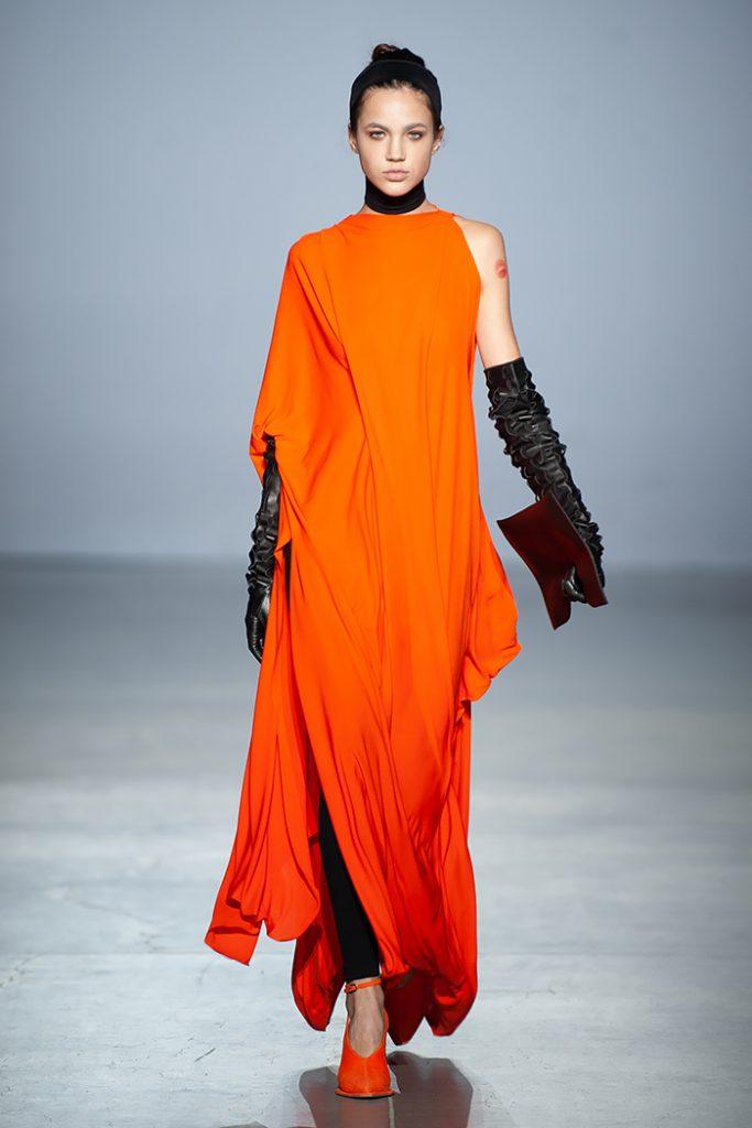 ELENA BURENINA FW 19-20 Ukrainian Fashion Week