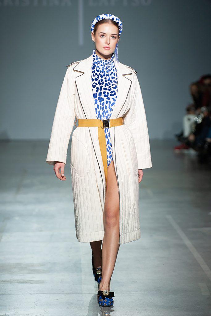 KRISTINA LAPTSO FW 19-20 Ukrainian Fashion Week