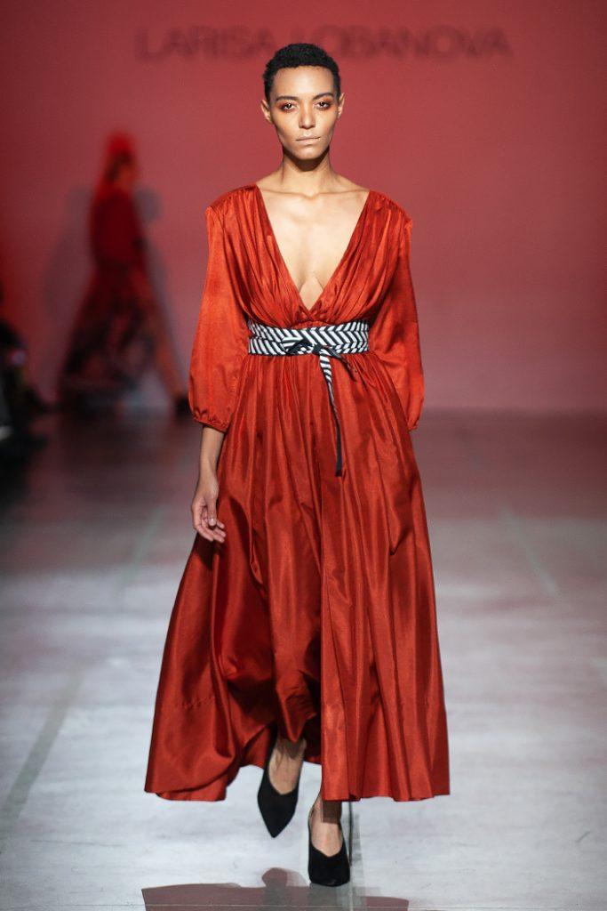 LARISA LOBANOVA FW 19-20 Ukrainian Fashion Week