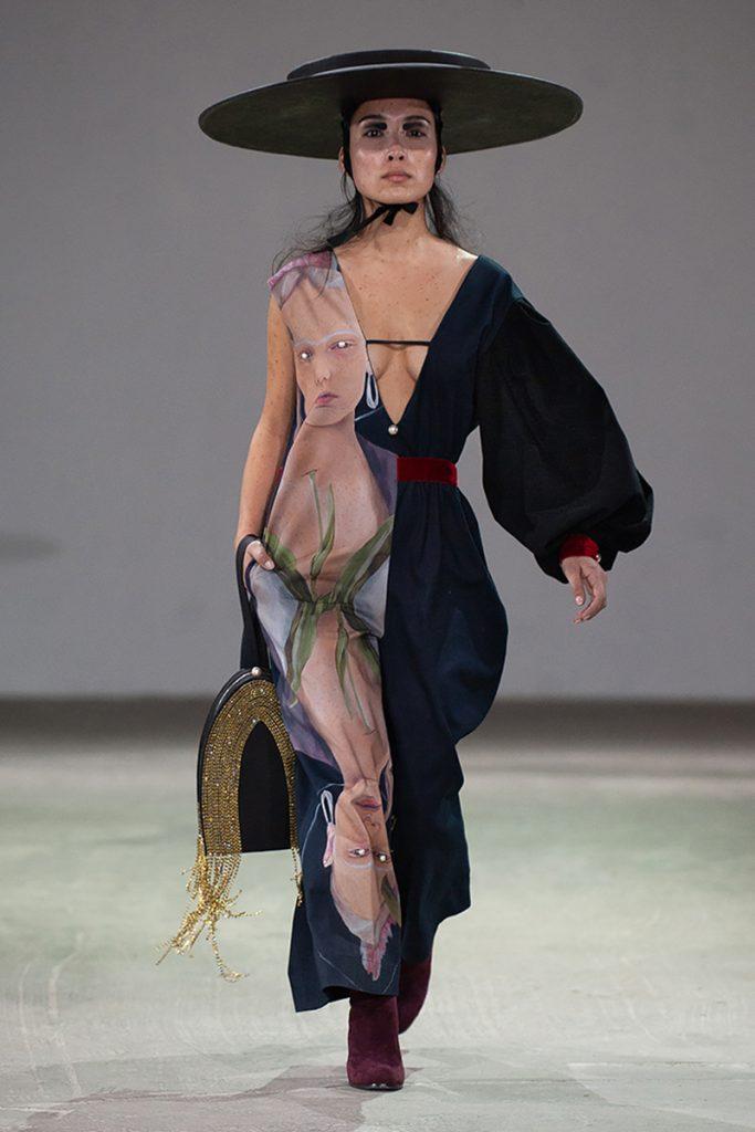 RYBALKO FW 19-20 Ukrainian Fashion Week