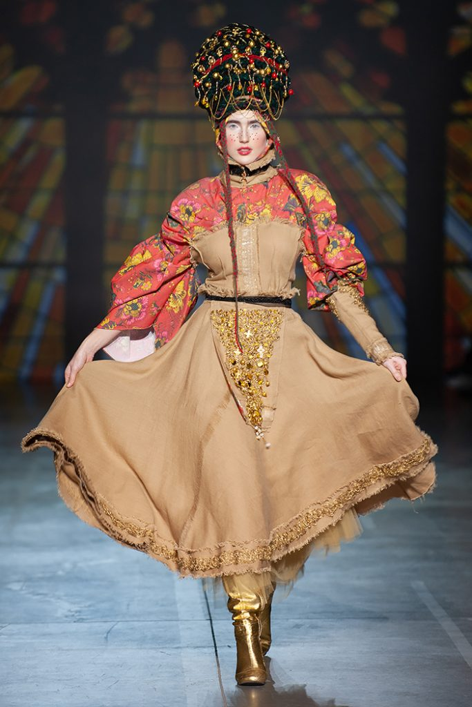 YANIS STEPANENKO FW 19-20 Ukrainian Fashion Week