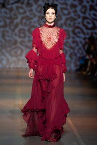 IRYNA DIL' FW 19-20 Ukrainian Fashion Week