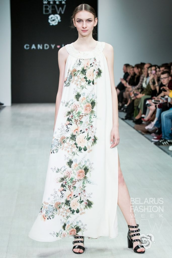 Candy Lady Belarus Fashion Week FW 2019-20