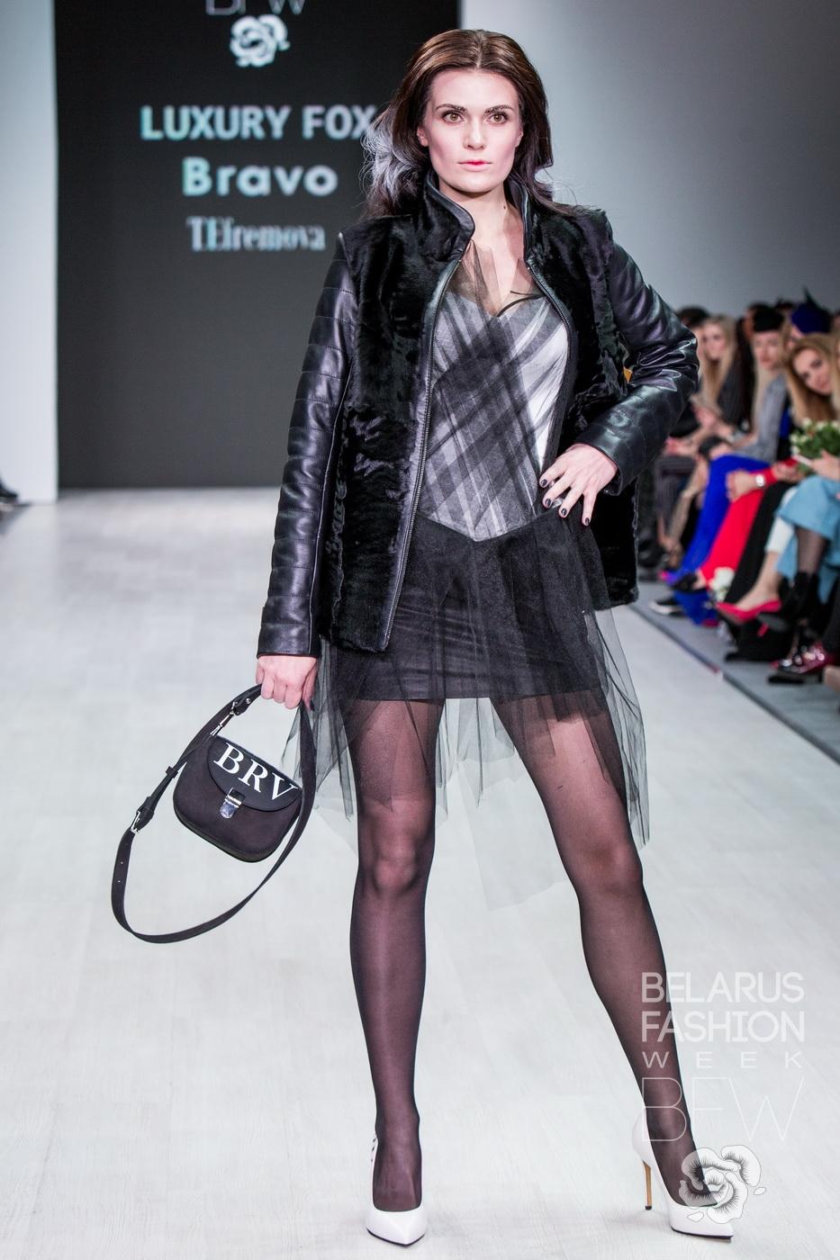 T.Efremova Belarus Fashion Week FW 2019-20