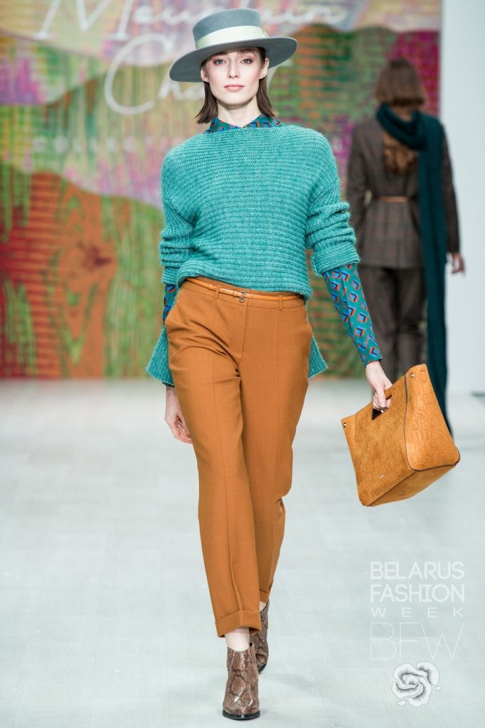 Nelva Belarus Fashion Week FW 2019-20