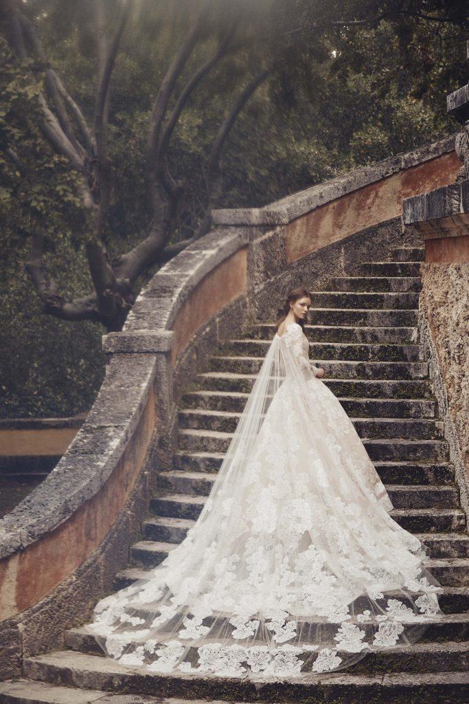 Monique Lhuillier Bridal Spring 2020