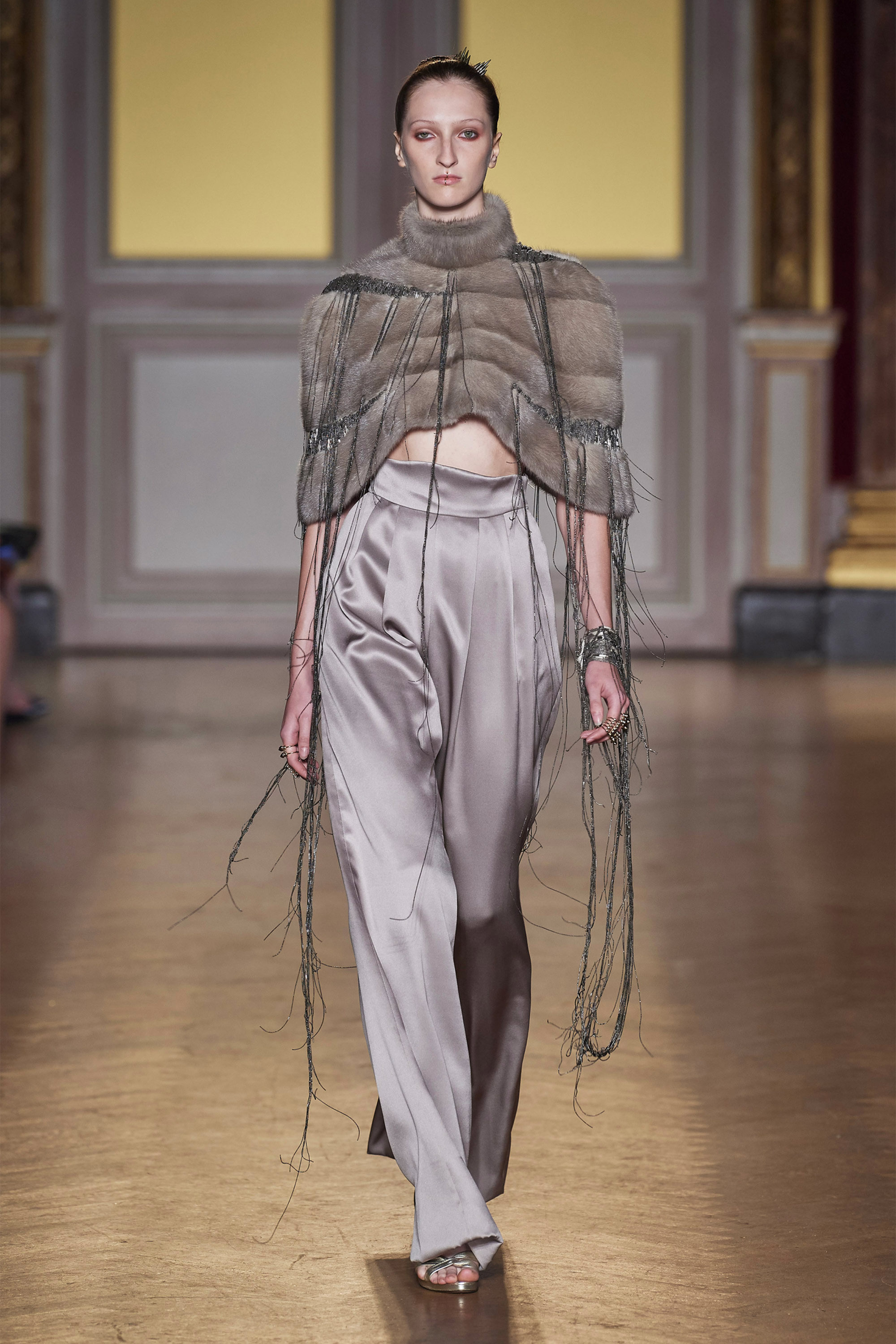 Antonio Grimaldi Couture Fall 2019-2020