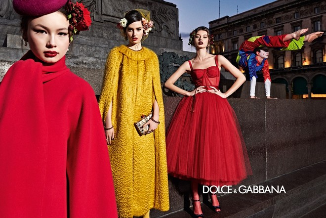 МИЛАНСКИЕ ИСТОРИИ Dolce & Gabbana