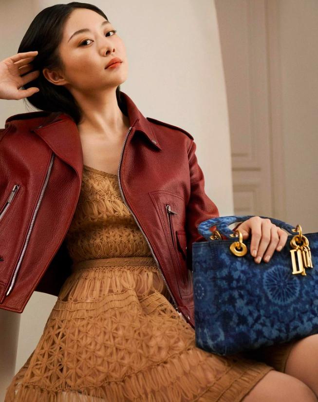 ВОСЕМЬ ИПОСТАСЕЙ Lady Dior