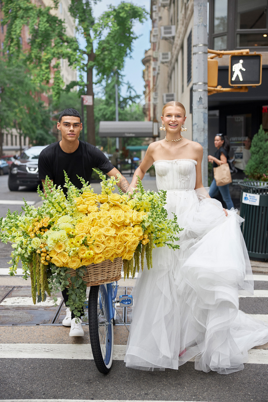 Reem Acra Bridal Fall 2020