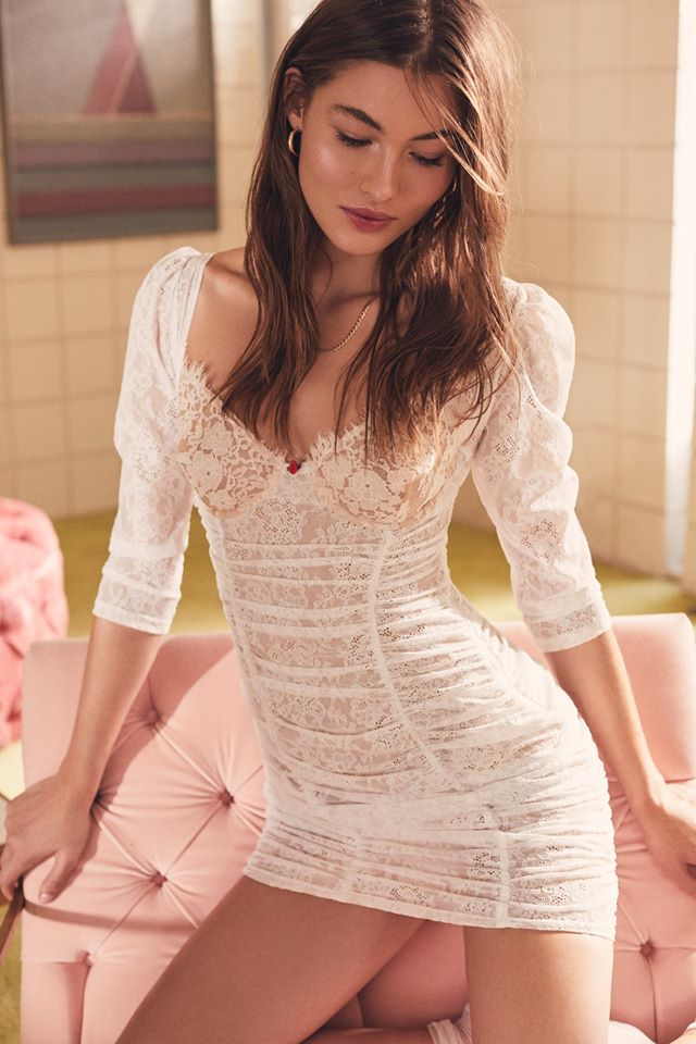 For Love and Lemons & Victoria's Secret